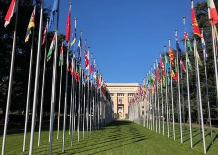 Siège européen de l'ONU / Image: A.Scerri