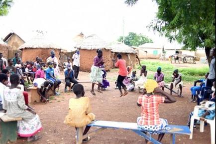 Communitywork, Tamale