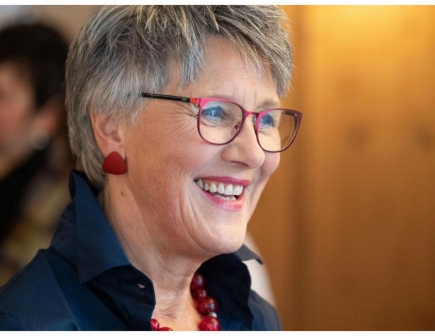 Hanna Lienhard, Governor 2020/21 Distrikt 199