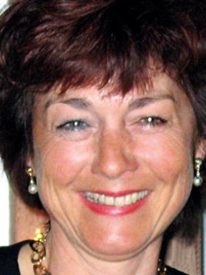 Rosita Geiger, Kassierin/Trésorière