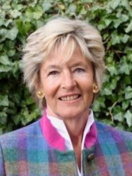 Christine Winkler Unterberg, Gouverneur